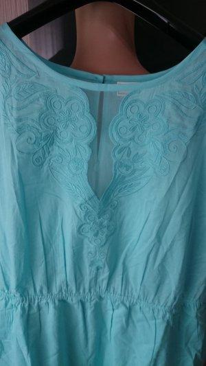 Kleid Farbe mint Gr: 48