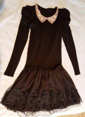 Kleid, Farbe schwarz