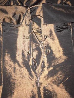 A-Z Robe de bal bronze-brun
