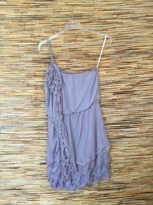 Kleid Flieder-pastellfarben in Größe M