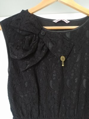 Kleid Fornarina Konig Lace schwarz Gr. M
