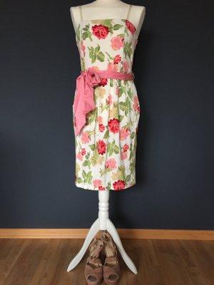 Kleid Gant Blumen Cocktailkleid