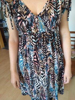 Kleid gemustert H&M Gr.40