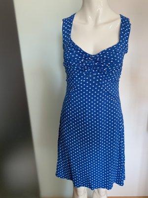 Kleid gepunktet Gr 36 38 S von Dass&Co