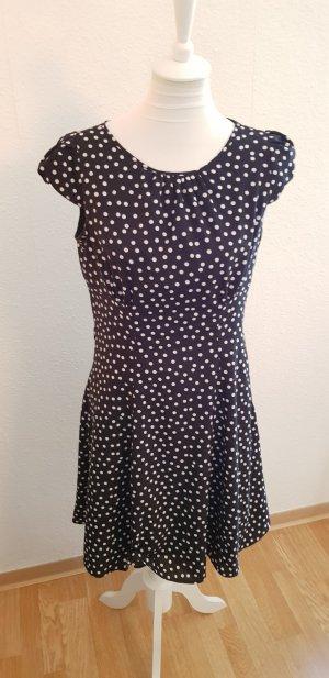 Kleid gepunktet Orsay