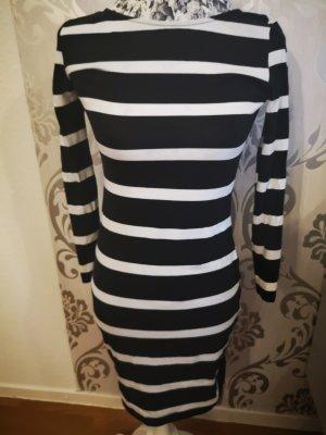 Kleid gestreift Gr. S, Reserved