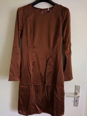 Kleid goldbraun Neu 3Suisses