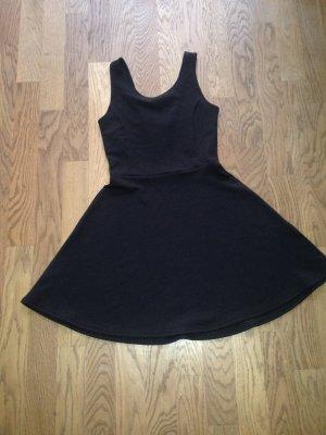 Kleid Gr. 34 schwarz Neu!