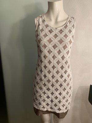 Kleid Gr 36 38 S von Apricot