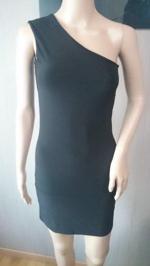 Kleid Gr: 36/38 Schwarz