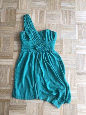 Kleid, Gr. 38, H&M, grün