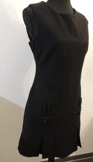 Kleid gr. 38 Winter schwarz 3suisses