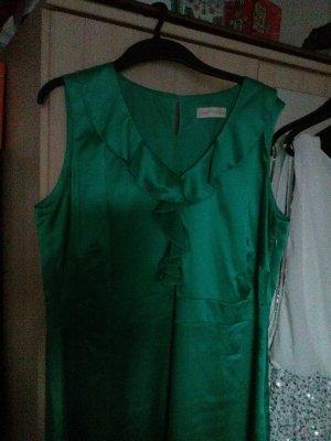 kleid gr. 44 smaragdgrün