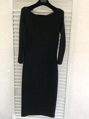 Kleid Gr L schwarz Valentino