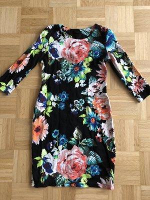 Kleid, Gr. M, H&M, Blumenmuster