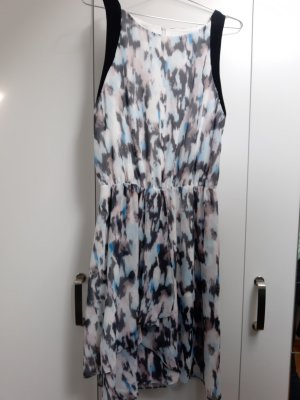 17&co Chiffon jurk veelkleurig