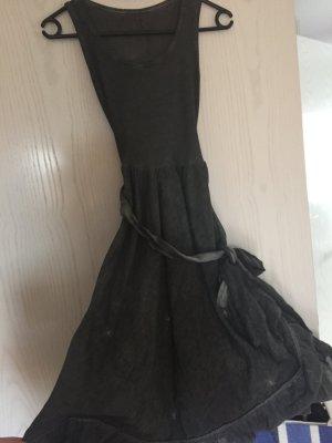 Kleid Gr. S 36/38 Einzelstück grau