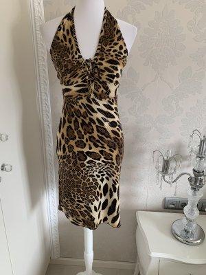 Kleid gr36/38 dehnbar einseitig seitlich unten geschlitzt