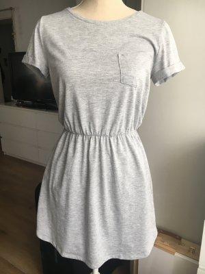 Kleid, Grau