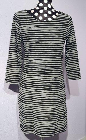 Kleid, grau-schwarz, Gr. 40 *neuwertig*