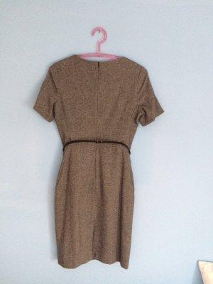 Kleid, grau, von Max Mara
