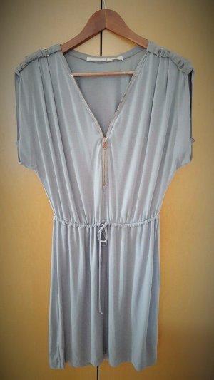 Kleid grau von Schuhmacher Größe M