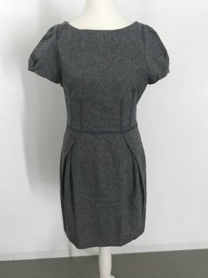 Kleid grau von Zara