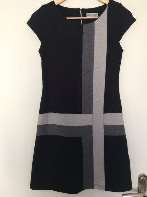 Kleid Größe S mit kurzen Armen