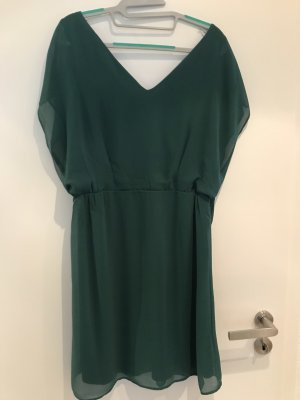 About You Mini Dress dark green