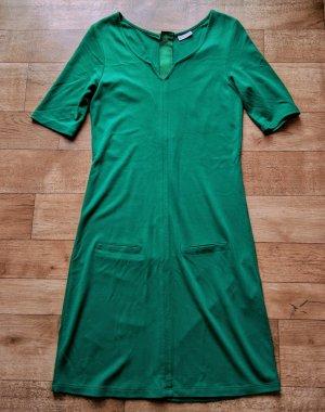 Kleid grün lang neuwertig