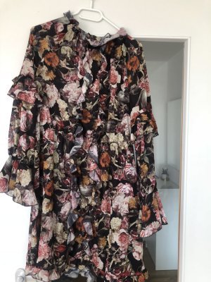 H&M Blouse Dress multicolored
