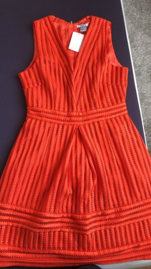 Woman Collection H&M Robe courte orange