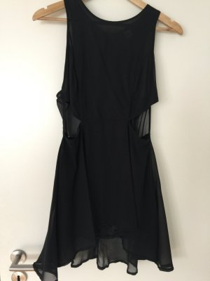 Kleid H&M Divided mit Cut outs 36