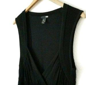 Kleid H&M Figurbetont Bodycon schwarz