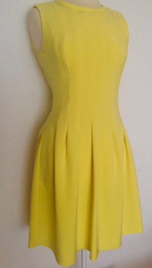 Kleid h&m gelb Gr.6 bzw 34/36