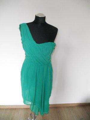 Kleid H&M gr. 36 grün