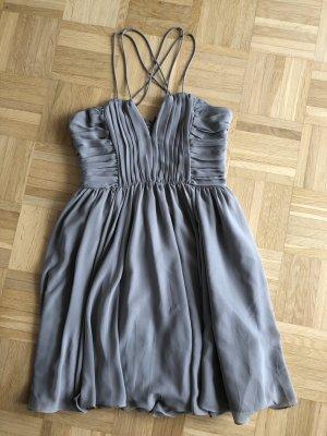 H&M Evening Dress light grey