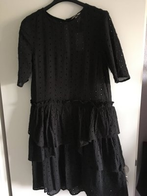 H&M Flounce Dress black