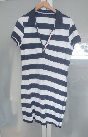 Kleid H&M Logg Gr. L Streifen Marine
