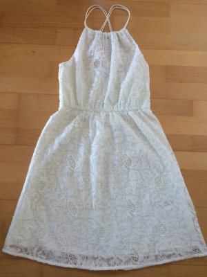 Kleid H&M spitze Sommer minikleid