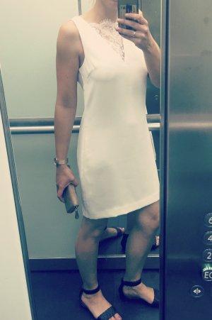 Kleid H&M weiß Gr. S