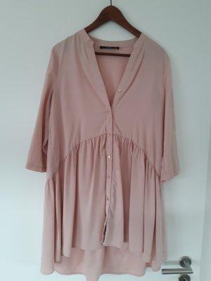 Hallhuber Shirtwaist dress rose-gold-coloured