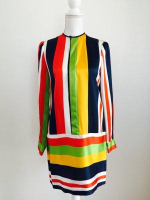 Kleid / Hemd von Dsquared2, Größe 36, Seide , bunt gestreift