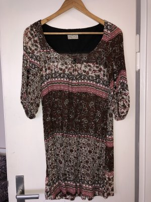 Hippie Dress multicolored