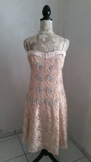 Apart Lace Dress multicolored