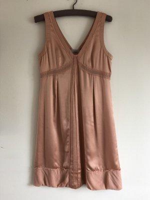 Blue Strenesse A-lijn jurk stoffig roze