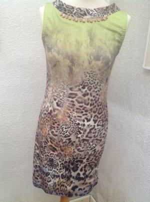 Kleid im Animaldruck von Marc Cain