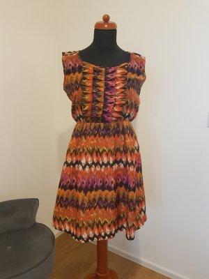 Kleid im Boho Stil