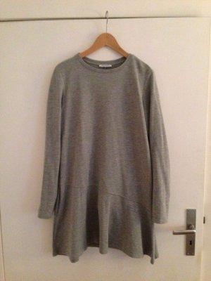 Zara Robe gris clair