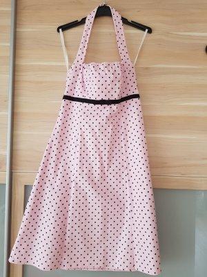 Kleid im sixties Look#punkte#Sommerkleid#neckholder